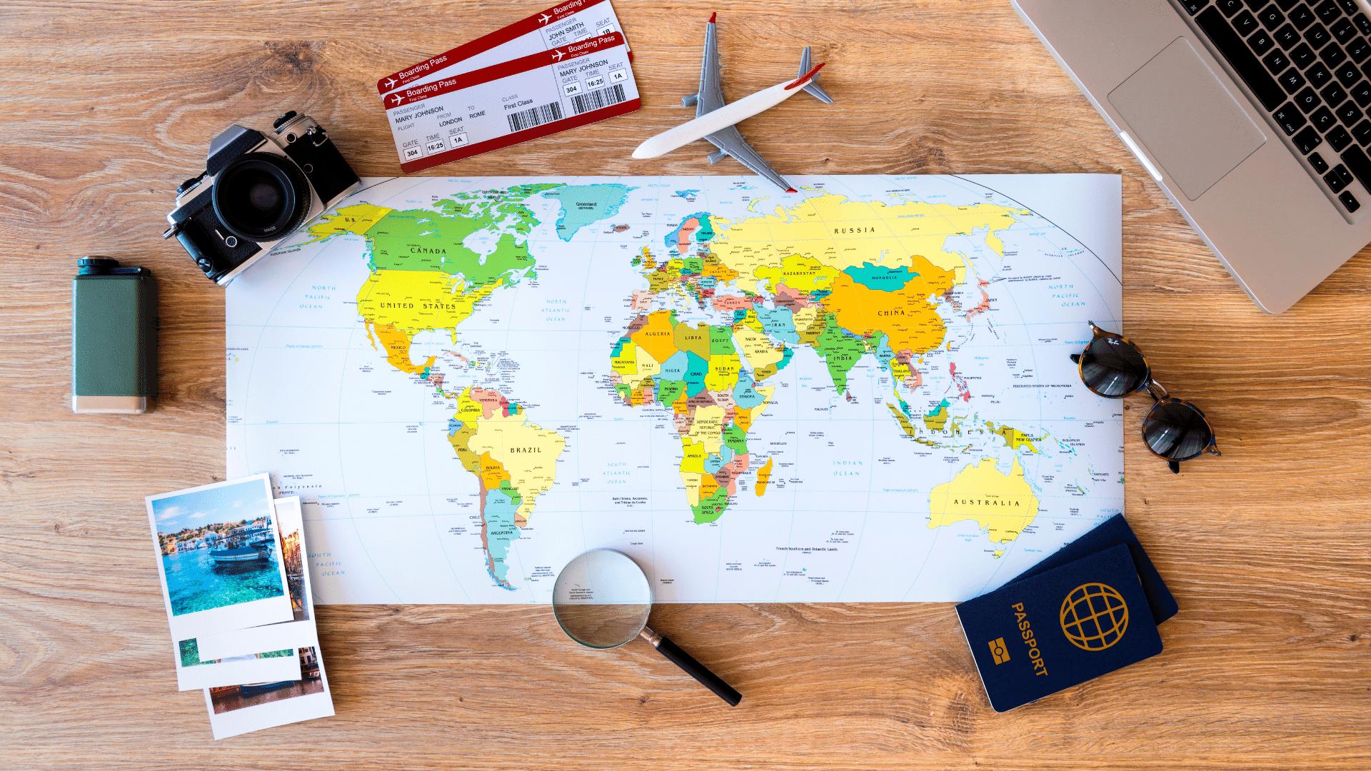 Como planejar uma mudança internacional (para empreender na sequência!)?