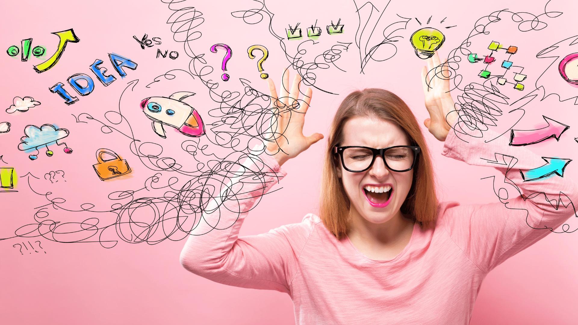5 coisas que você NÃO pode fazer em meio às incertezas (se quiser vencer e manter a saúde mental)!